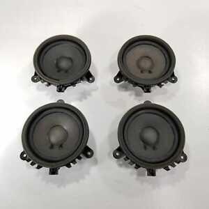 07-11 Volvo S80 Door Speakers OEM (QTY 4)