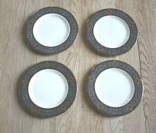 """Lenox VINTAGE JEWEL 4 Salad/ Dessert Plates  8-1/4"""" NWT"""