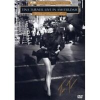 "TINA TURNER ""WILDEST DREAMS TOUR: LIVE IN AMSTERDAM (DTS VERSION)""  DVD NEUF"