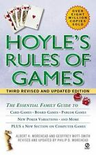 Hoyle's Rules of Games by Philip D. Morehead, Geoffrey Mott-Smith and Albert ...