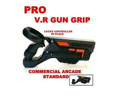 VR Gun Blaster Pistol Grip Pro fits Oculus Quest 1 and rift s touch controllers