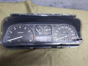 Exc!! 88-91 JDM EF HONDA CIVIC Gauges Cluster SPEEDOMETER TACHOMETER Dashboard