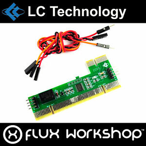 LC Technology PC Auto Boot Card PCI PCIE Flux Workshop
