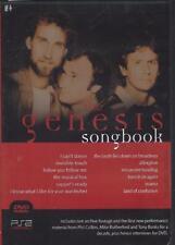 DVD:  GENESIS SONGBOOK.....NEW
