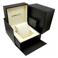 Genuine Tag Heuer RARE Watch Presentation Box Case VIP Gift MONACO FORMULA ONE ♚