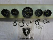 Lamborghini Countach LP400 gauges re counter oil fuel volt water temp instrument