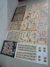 Nystamps China & Dragon large old stamp collection