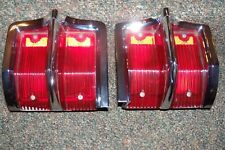 1963 Oldsmobile 63 Olds Dynamic Super 88 Tail Lamp Light Assemblies Pair R and L