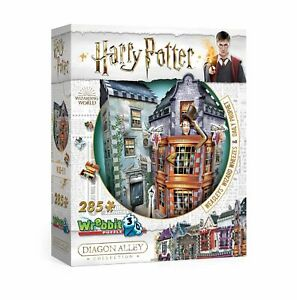 Wrebbit 3D Harry Potter Diagon Alley Collection: Weasleys' Wizard Wheezes Jig...
