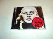 MADONNA MADAME X CANADIAN SUNRISE RECORDS EXCLUSIVE 15 TRACK CD CANADA NEW 2019