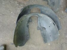 bmw mini one cooper r50 front wheel arch liners