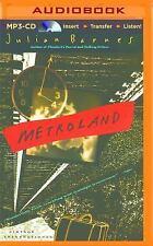 Metroland by Julian Barnes (2014, MP3 CD, Unabridged)