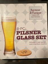 Pilsner Glass Set