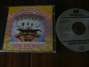 THE BEATLES Magical Mystery Tour digitally  remastered CD (1987)FREE P+P