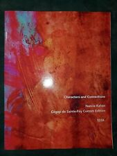 Characters and Connections by Nancie Kahan Custom Edition 103A