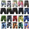 Hot Sports Apparel Skin Tights Compression Base Men's Running Gym Shorts Lot New