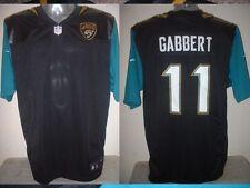 Jacksonville Jaguars Blaine Gabbert Adult XL Shirt Jersey Nike NFL Football USA