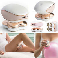 Electric Women Legs Body Hair Remover Rechargeable Painless Epilator