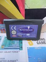 Game Boy Advance GBA:Ratatouille [TOP & 1ERE EDITION] SEUL - Fr