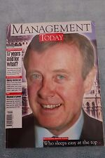 Management Today Magazine: October 1996, Gerry Robinson, ExCon