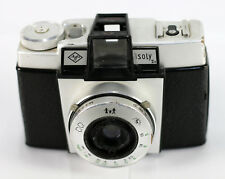 AGFA ISOLY IIa - Fotoapparat / Sucherkamera Kamera an Bastler (AK16)