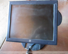 """ELO 1729L-8UWA1-GY-G 17"""" Touch Screen Monitor w/ built-in speakers. PICK UP ONLY"""