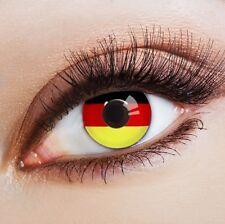 aricona Farbige Kontaktlinsen Deutschland Fanartikel Fußball Nationalmannschaft