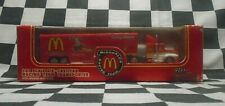 RACING CHAMPIONS Larry Minor 1:87 Transporter Top Fuel Dragster Snap On NHRA