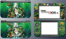 Legend of Zelda 25th Anniversary Link Special Edition Skin New Nintendo 3DS XL