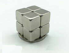30PCS Cube Magnets Neodymium 5mm Rare Earth Strong Neo Block square
