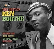 Ken Boothe Best of 2 X CD Trojan 2016 Reggae