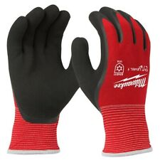 Milwaukee 48 22 8912 Cut Level 1 Insulated Winter Work Gloves L