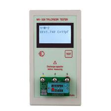 Medidor Tester LCD Transistor Diodo Inductancia Capacidad ESR MOS/PNP/NPN L/C/R