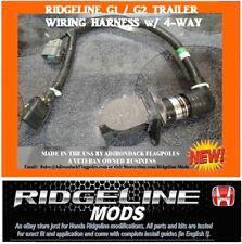 RIDGELINE G1 and G2 12 LED Custom Trailer Hitch Harness for LED light bars