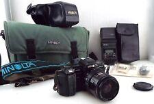 Minolta Maxxum - 7000 35mm Slr Film Camera- w/ accessories ~#3140