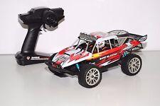 HI4193BL Modelo de coche Eléctrico EDT-16 Bruhless 4x4 HIMOTO Buggy Desert 1/16