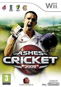Ashes Cricket 2009 - Nintendo Wii