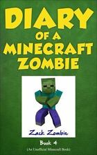 Diary of a Minecraft Zombie Book 4 Zombie Swap, New, Free Shipping