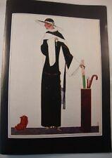 Art Deco Vintage French Fashion Print Gazette Du Bon Ton Illus.Edouard Benito