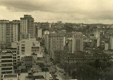 Lot de 18 Photos Brazil Brésil Sao Paulo Vers 1950