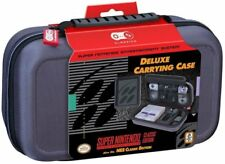RDS Industries Nintendo Deluxe Travel Case - for SNES and NES Classic Editions -