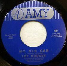 LEE DORSEY 45 My Old Car/Why Wait Until Tomorrow AMY soul VG++ c3005