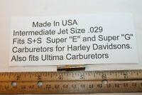 XL Made In USA 50 Small Cork Pushrod Gaskets Harley Davidson 1936-1979 Big Twin