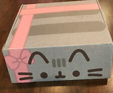 Pusheen Winter 2016 Subscription Box Incomplete Thermos Tea Infuser Scarf Mitten