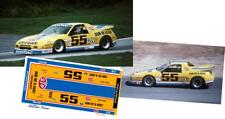 CD_3277 #55 Bob Earl 1985 STP Son Of A Gun Pontiac Fiero   1:43 Scale Decals