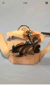 Chinese Tea Pot  18th Century / Free International Shipping