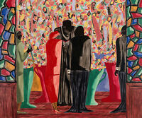 The Wedding : 1948 : Jacob Lawrence : Archival Quality Art Print