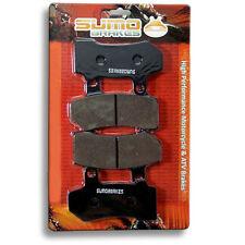 Harley Front Brake Pads FLHT FLHTK FLHX FLHTCUTG FLHXXX Electra (2008-2014)
