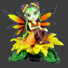 SILLY SUNNY Strangeling Flower Fairy Ltd Edition Figure Jasmine Becket-Griffith