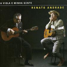 Andrade, Renato : A Viola E Minha Gente CD